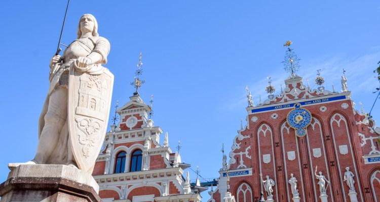 rigaer roland schwarzhäupterhaus riga sehenswürdigkeiten lettland