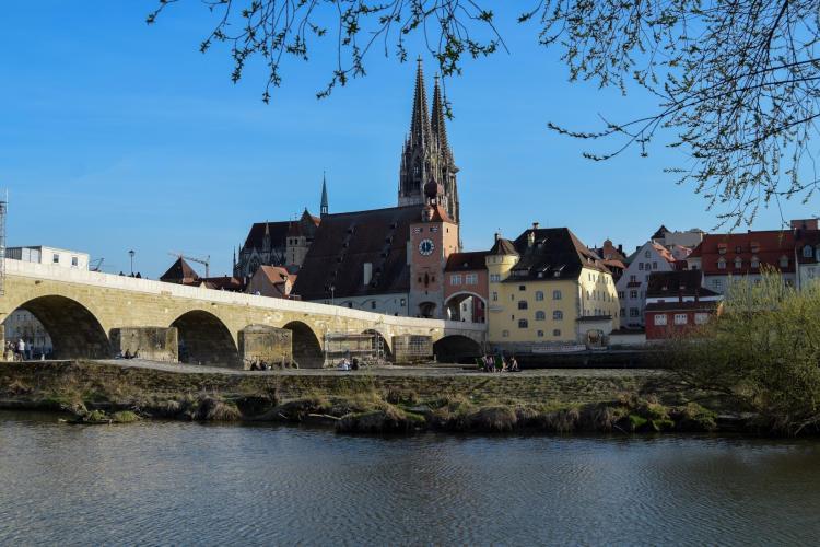 Städtereisen Europa Städtetrip Regensburg Donau Bayern Deutschland Kurzurlaub Kurzreisen Wochenendtrip