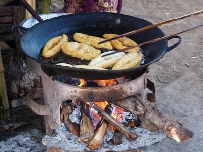 Burmesische Friteuse