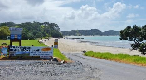 Whangaruru Beachfront