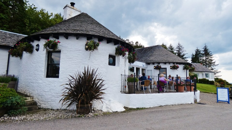 The Pierhouse Port Appin