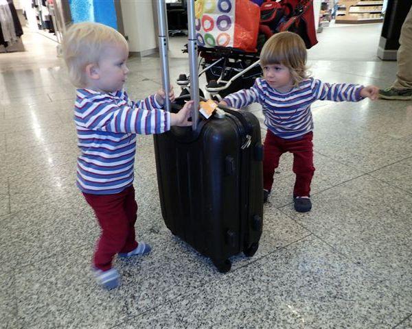 Blogparade: Ich packe meinen Koffer (Packrituale und Packlisten)