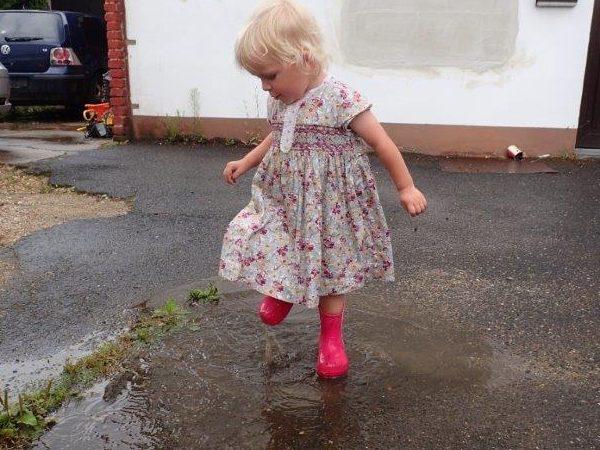 Dancing in the Rain - am Niederrhein