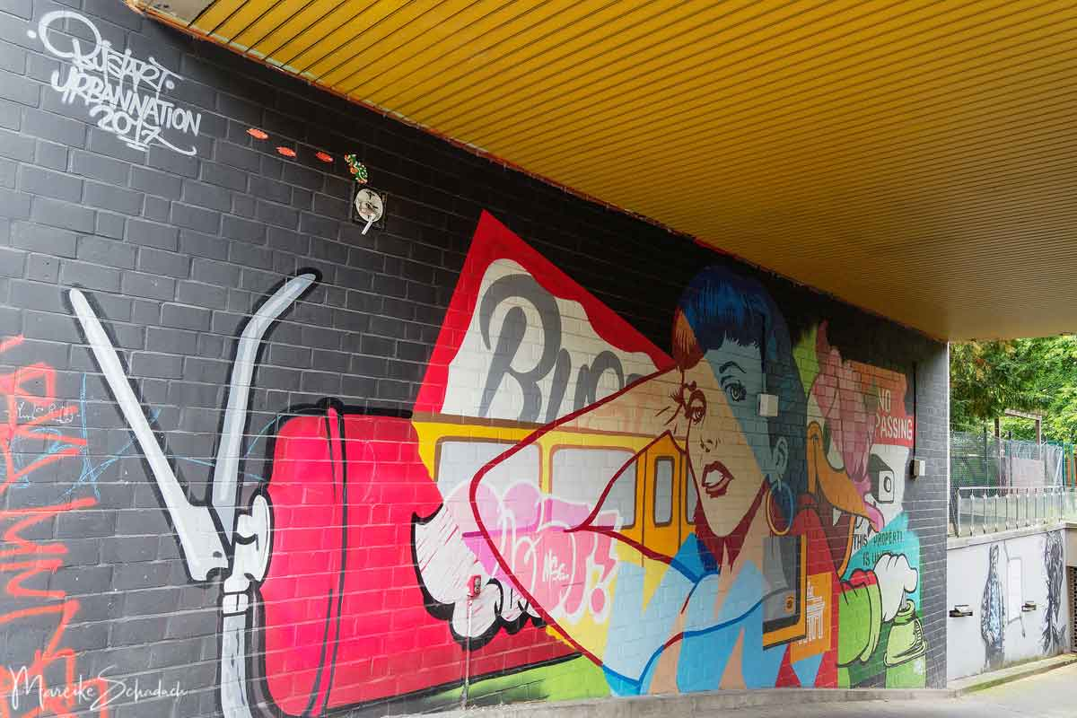 ArtOfBust: Rock'nRoll - Bülowstraße 97