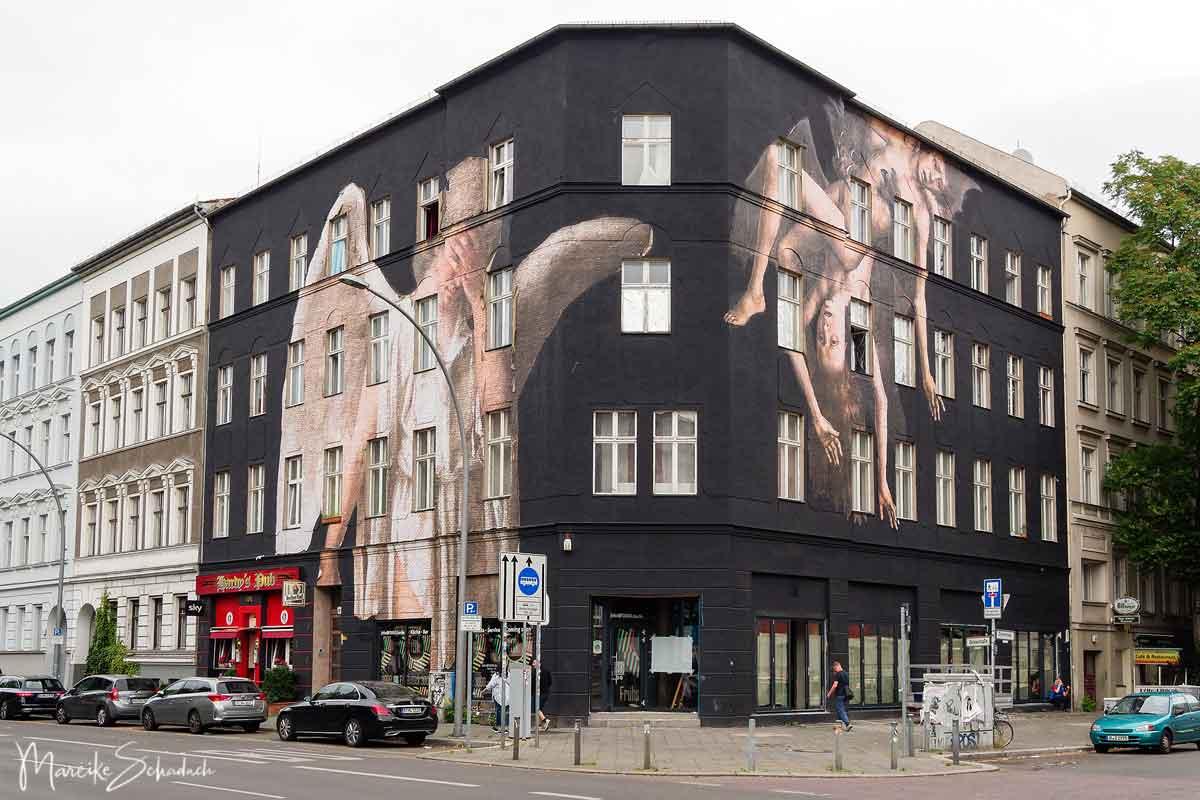 Julien de Casabianca: Angels and Demons - Bülowstraße 101