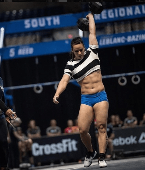 Camille Leblanc-Bazinet shares some tips for athletes just getting into strength training
