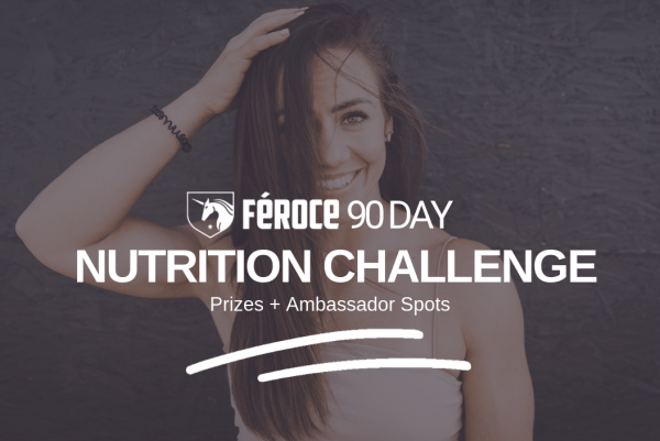 Féroce 20-day nutrition challenge