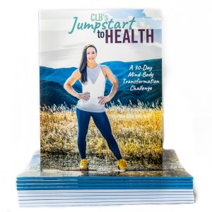 Buy a hard copy of CLB's Jumpstart to Health book.
