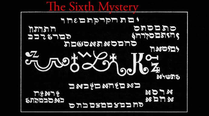 Read more about the article Book Of Moses: The Sixth Mystery.