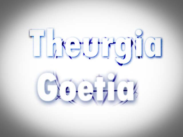 Read more about the article Theurgia Goetia: Talisman.