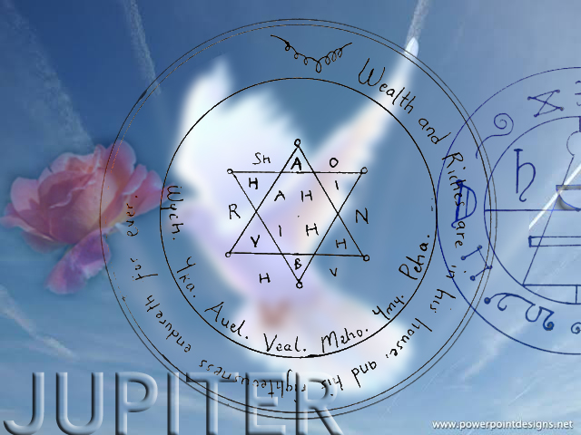 Read more about the article The Second Pentacle Of Jupiter.