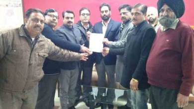 Photo of CAA Row : BJP condemns Congress action for misleading people