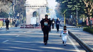 Photo of Golden Arrow Division conducts Mini-Marathon in Ferozepur