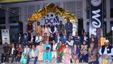 Photo of डीसी मॉडल स्कूल में मिडास के तहत रू-ब-रू शाम-ए-गजल कार्यक्रम का आयोजन