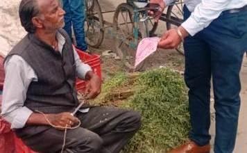 Photo of फिरोजपुर-डोर टू डोर मुहिम के तहत जिले के 40 हजार घरों तक पहुंची जागरूकता टीमें, लोगों को बताए सतर्क रहने के तरीके