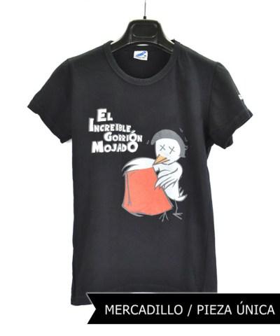 Camiseta-mujer-Los-Delinquentes-Increible