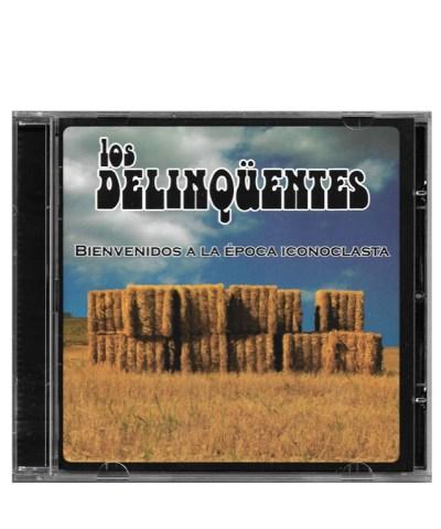 Musica-CD-Los-Delinquentes-Bienvenidos-Portada