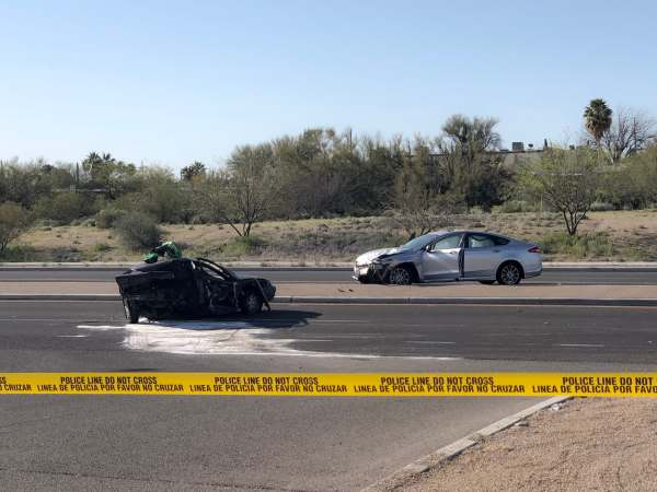Accident in Arizona Possibly Caused by a DUI Driver