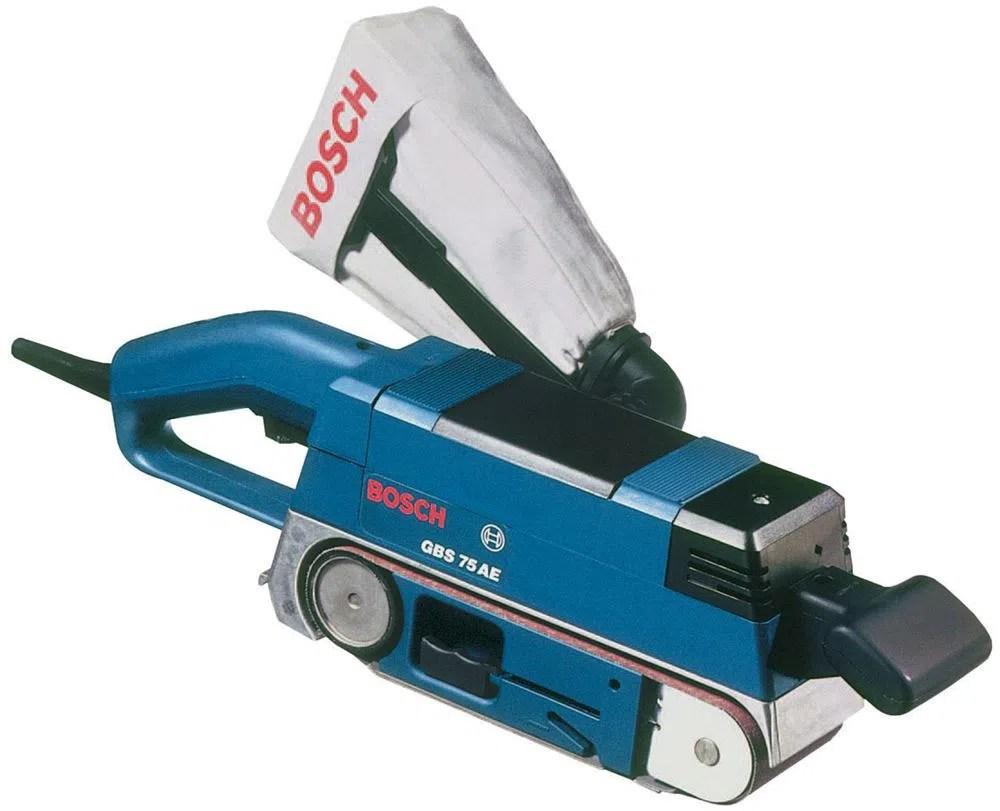Bosch Professional GBS 75 AE Set, 750 W