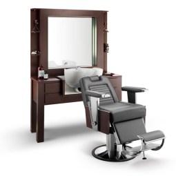 Console barbeiro Alvorada
