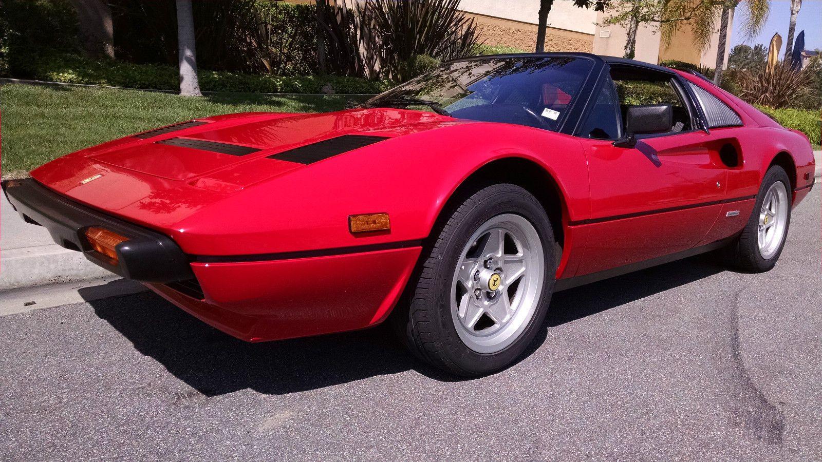1983 Ferrari 308 GTSI Quattrovalvole For Sale