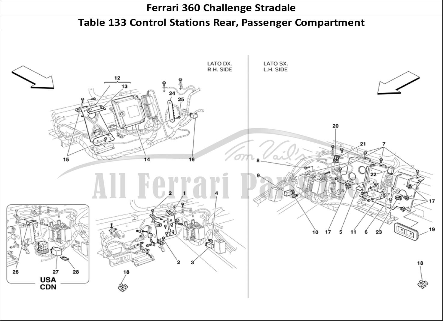 Buy original Ferrari 360 Challenge Stradale 133 Control