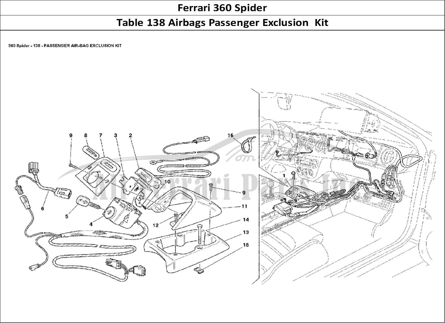 Ferrari 348 Engine Diagram. Ferrari. Auto Wiring Diagram