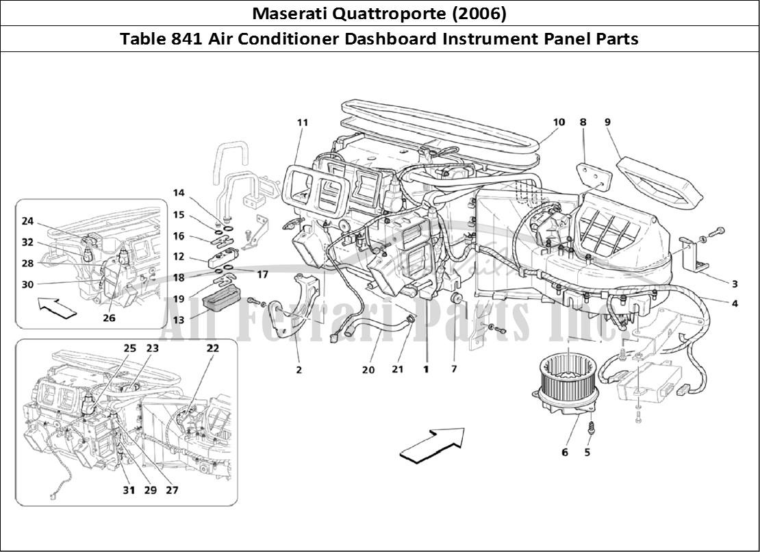 Buy original Maserati Quattroporte (2006) 841 Air