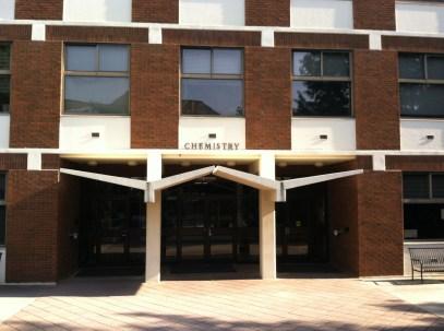 UGA Chemistry Building