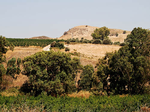 Abel-Beth-Maacah in northern Israel. Photo by Ferrell Jenkins