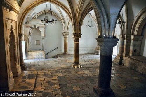 Reclining in the Upper Room  Ferrells Travel Blog