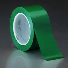 cinta americana verde 50mm 10mtrs