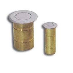 casquillo suelo con tapon guardapolvos 11mm
