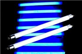 tubo fluorescente matainsectos 30w