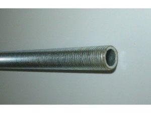 varilla roscada hueca m-10/25cm