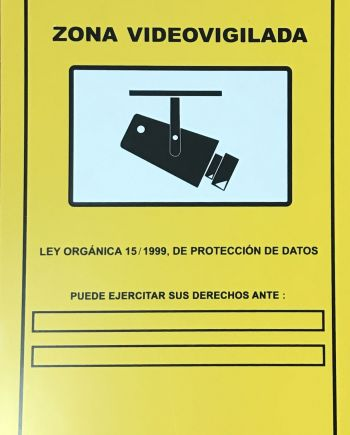 cartel pvc 28