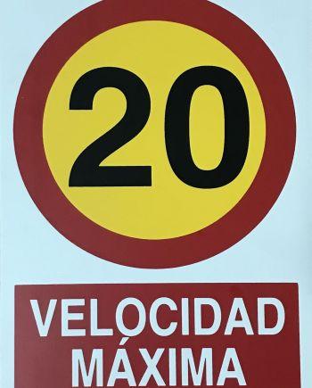 cartel pvc 30