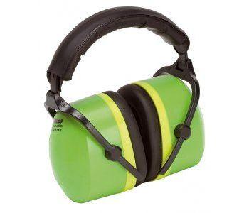auricular con arnés metálico