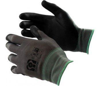 guantes doble nitrilo