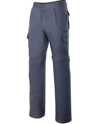 pantalón multibolsillo desmontable