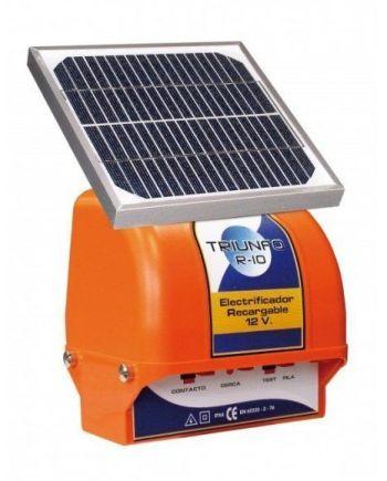 pastor eléctrico triunfo r10 solar
