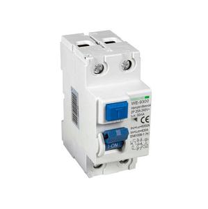 interruptor diferencial 2p