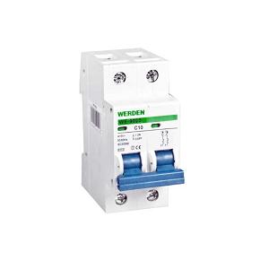 interruptor magnetotermico 2p