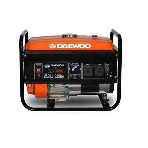 generador gasolina daewoo