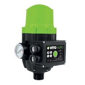 interruptor de presión con manómetro