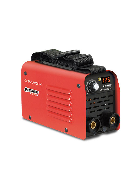 Soldador inverter Stayer Citywork 125