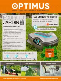 Jardín Optimus 2019