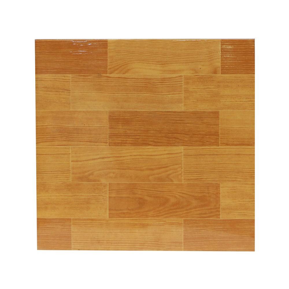 Cermica de piso de 33x33 centmetros nogal claro  Ceramica para piso  HISPACENSA