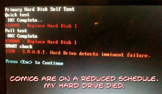 Hard-drive-failure