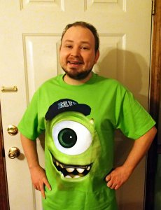 mike wazowski shirt